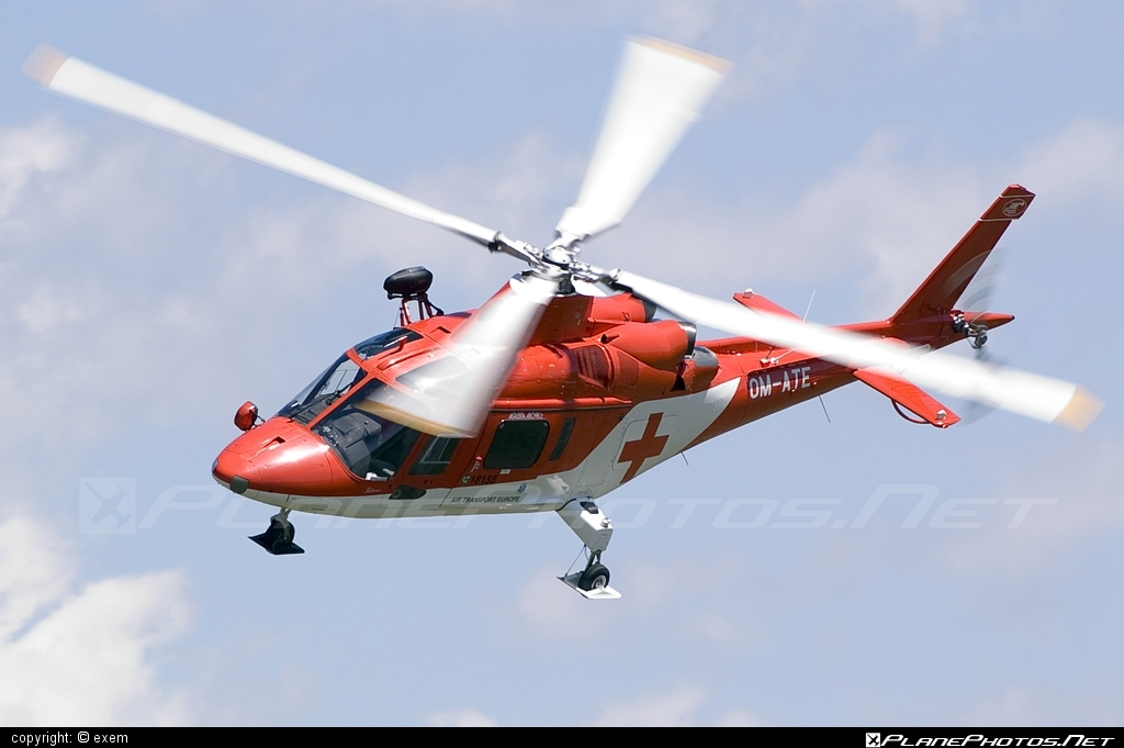 Agusta A109K2 Operated By Air Transport Europe