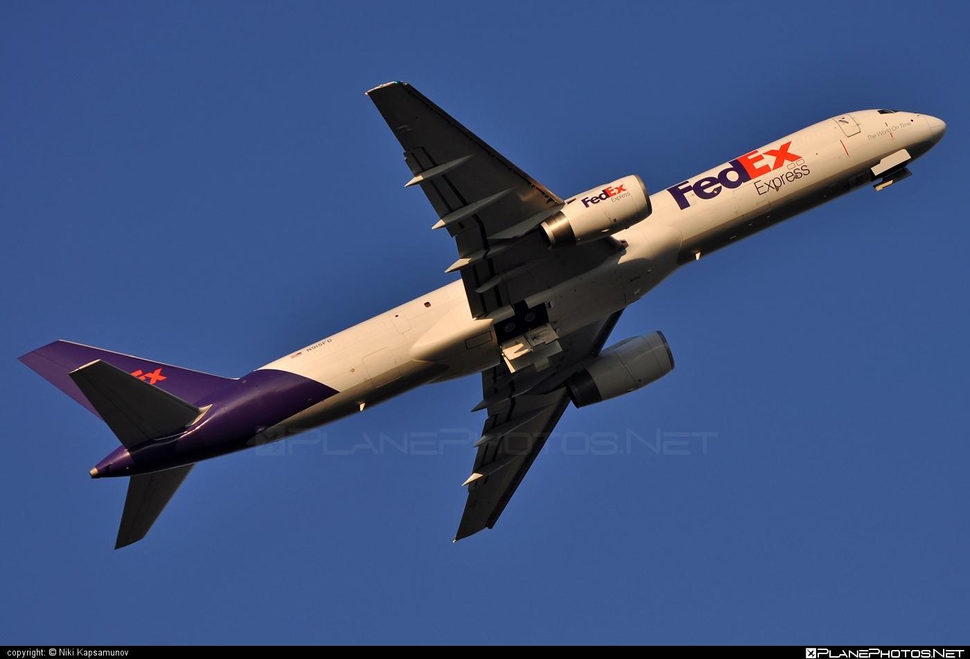Boeing 757-200 - N915FD operated by FedEx Express #b757 #boeing #boeing757 #fedex #fedexairlines #fedexexpress