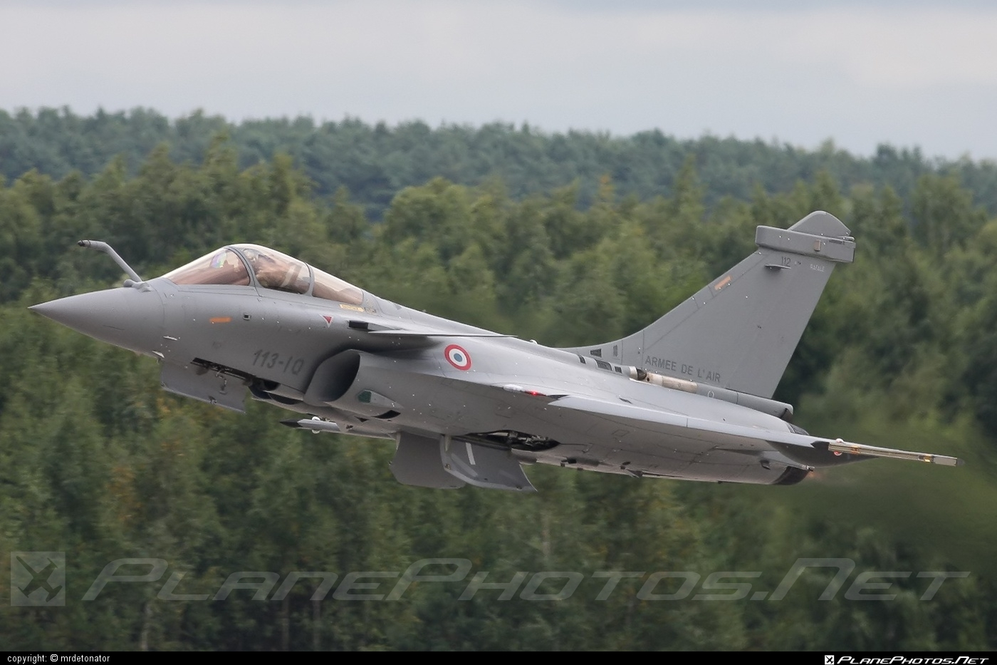 Dassault Rafale C - 112 operated by Armée de l´Air (French Air Force) #armeedelair #dassault #dassaultrafale #frenchairforce #maks2009 #rafale #rafalec