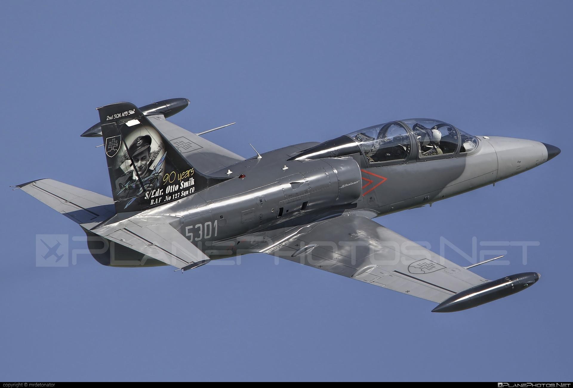 Aero L-39CM Albatros - 5301 operated by Vzdušné sily OS SR (Slovak Air Force) #aero #slovakairforce #vzdusnesilyossr