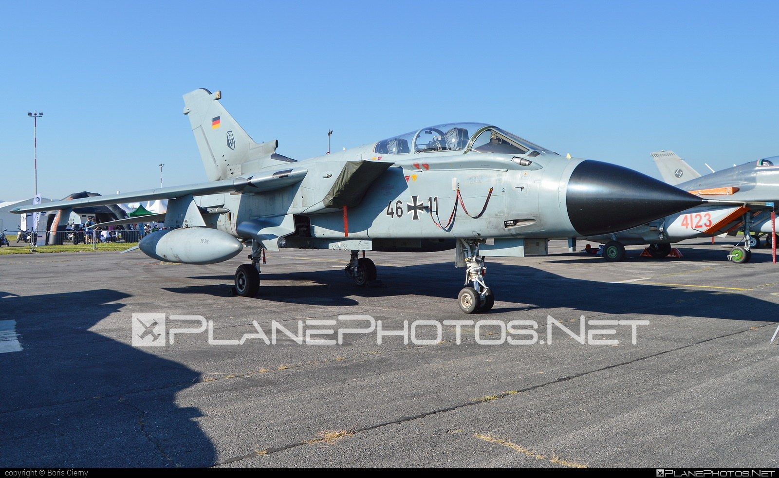 Panavia Tornado IDS - 46+11 operated by Luftwaffe (German Air Force) #GermanAirForce #luftwaffe #panavia #panaviatornado #tornadoids