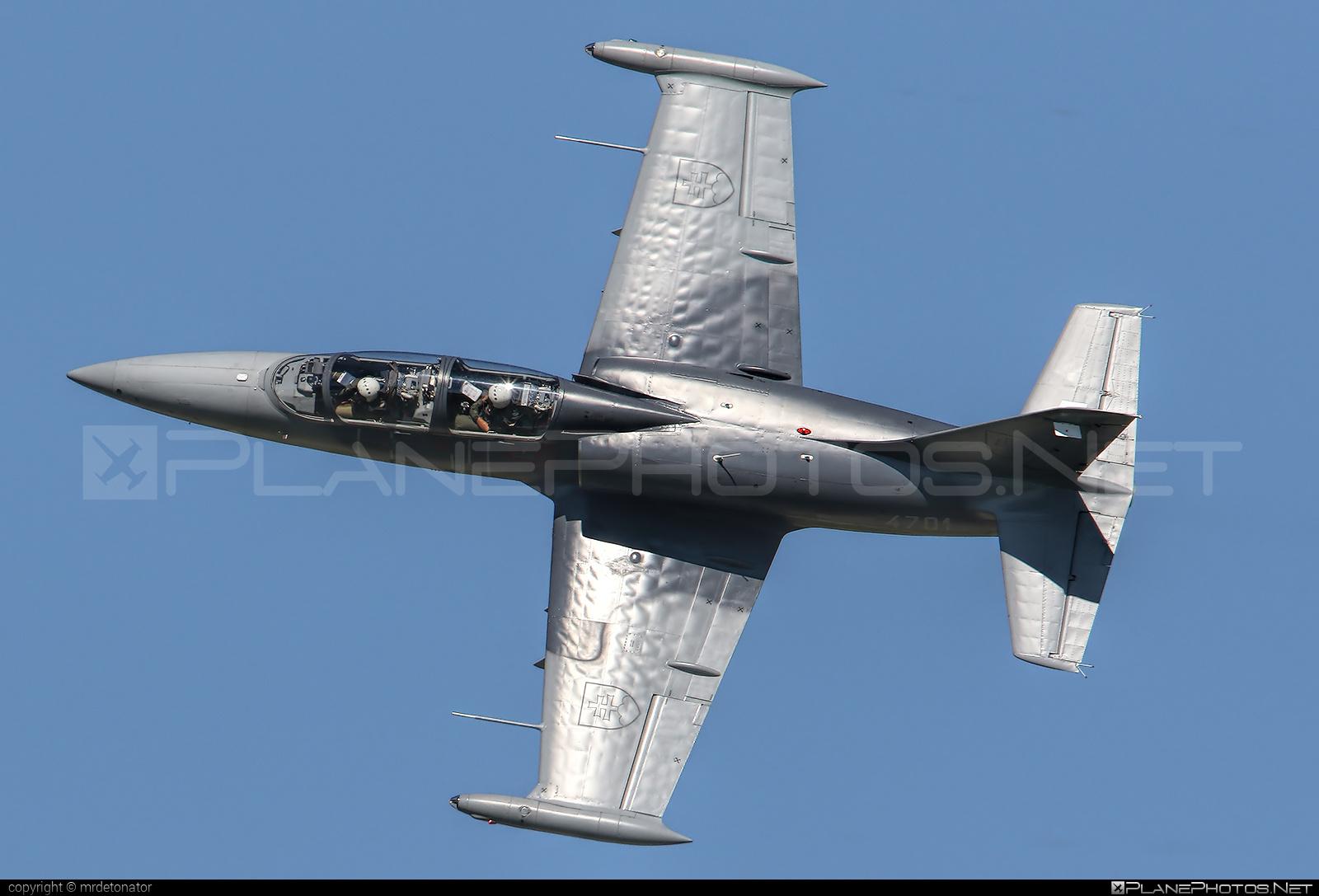 Vzdušné sily OS SR (Slovak Air Force) Aero L-39ZAM Albatros - 4701 #aero #slovakairforce #vzdusnesilyossr