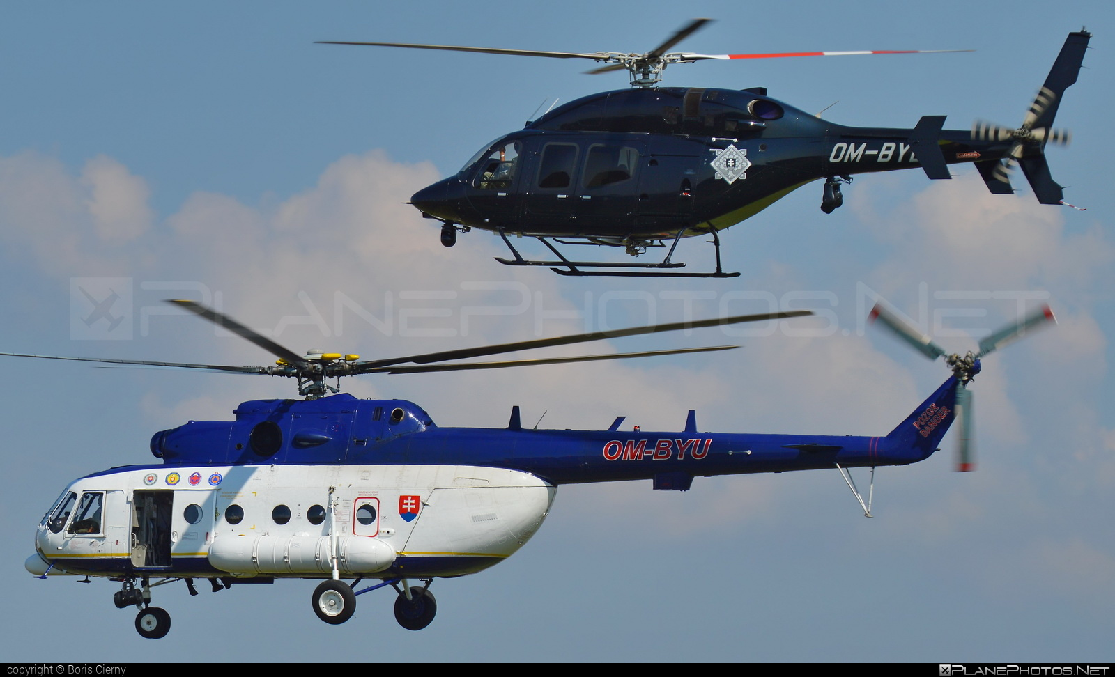 Mil Mi-171 - OM-BYU operated by Letecký útvar MV SR (Slovak Government Flying Service) #mi171 #mil #mil171 #milhelicopters