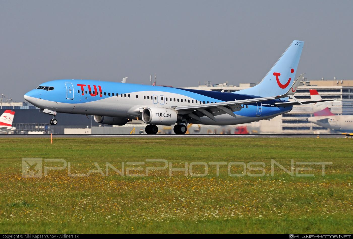 Boeing 737-800 - D-ATUC operated by TUIfly #b737 #b737nextgen #b737ng #boeing #boeing737 #tui #tuifly