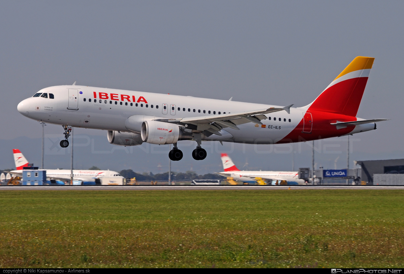 Airbus A320-214 - EC-ILS operated by Iberia #a320 #a320family #airbus #airbus320 #iberia