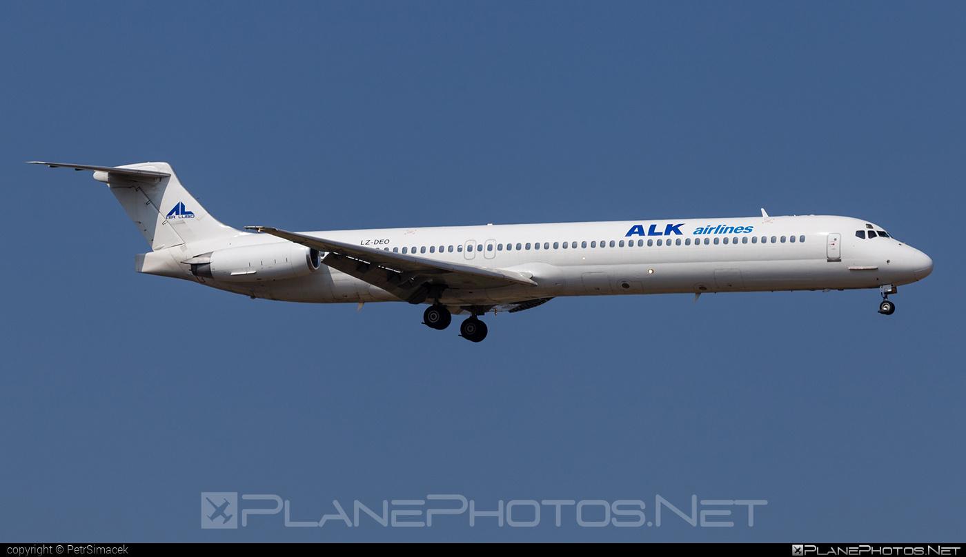 ALK Airlines McDonnell Douglas MD-82 - LZ-DEO #mcdonnelldouglas #mcdonnelldouglas80 #mcdonnelldouglas82 #mcdonnelldouglasmd80 #mcdonnelldouglasmd82 #md80 #md82