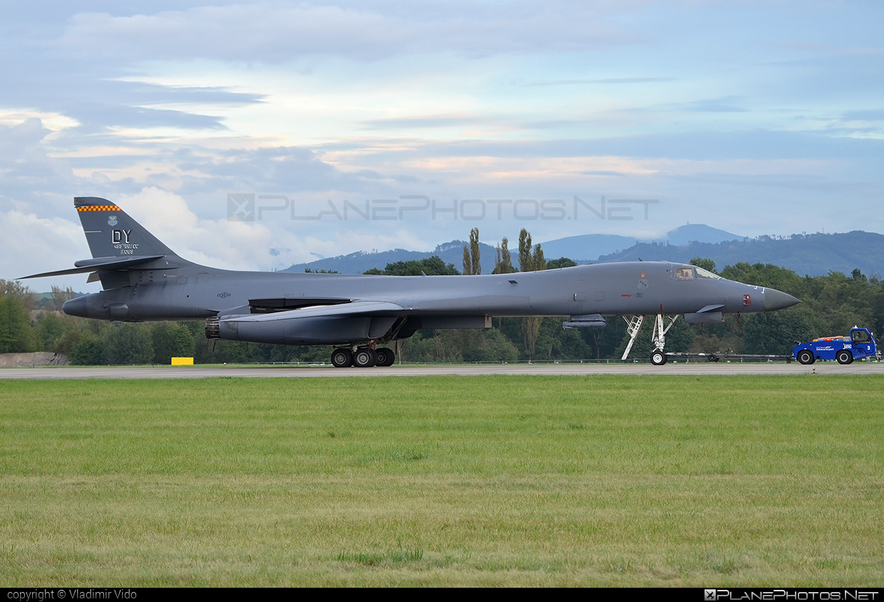 Rockwell B-1B Lancer - 85-0089 operated by US Air Force (USAF) #b1 #b1bLancer #natodays #natodays2016 #rockwell #rockwellb1 #rockwellb1b #rockwellb1blancer #rockwellb1lancer #usaf #usairforce