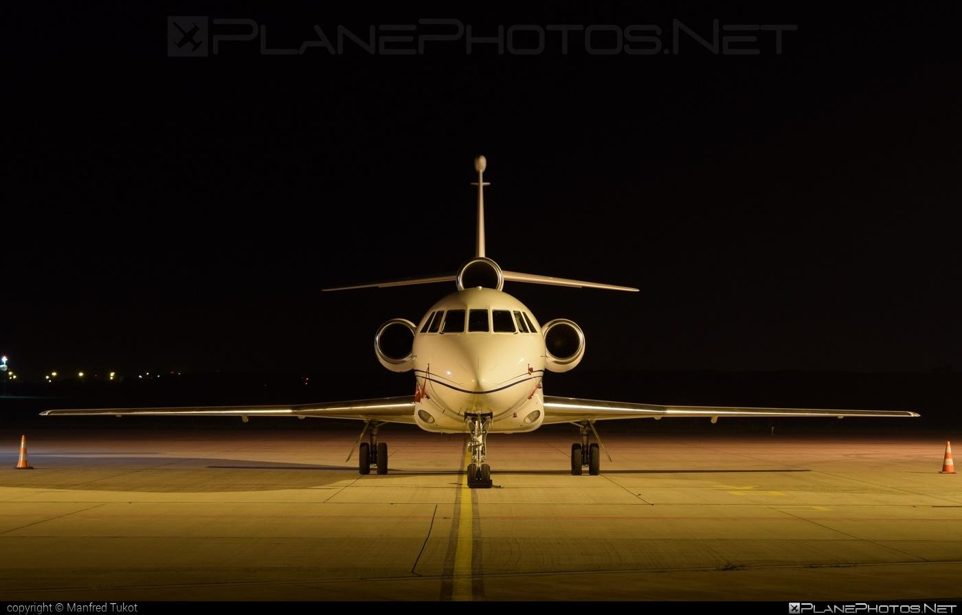 Dassault Falcon 900EX - N80Q operated by United States Steel Corporation #dassault