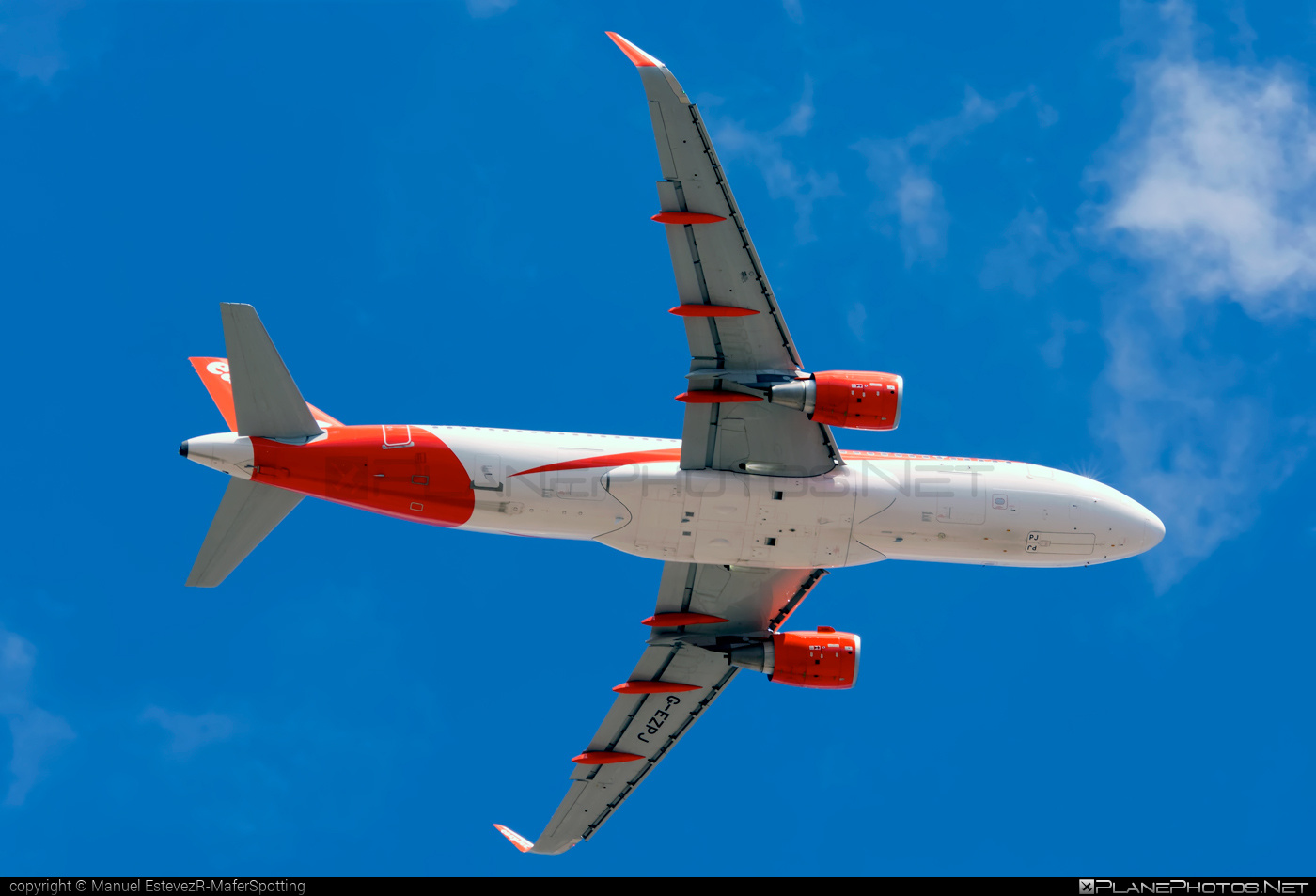Airbus A320-214 - G-EZPJ operated by easyJet #a320 #a320family #airbus #airbus320 #easyjet