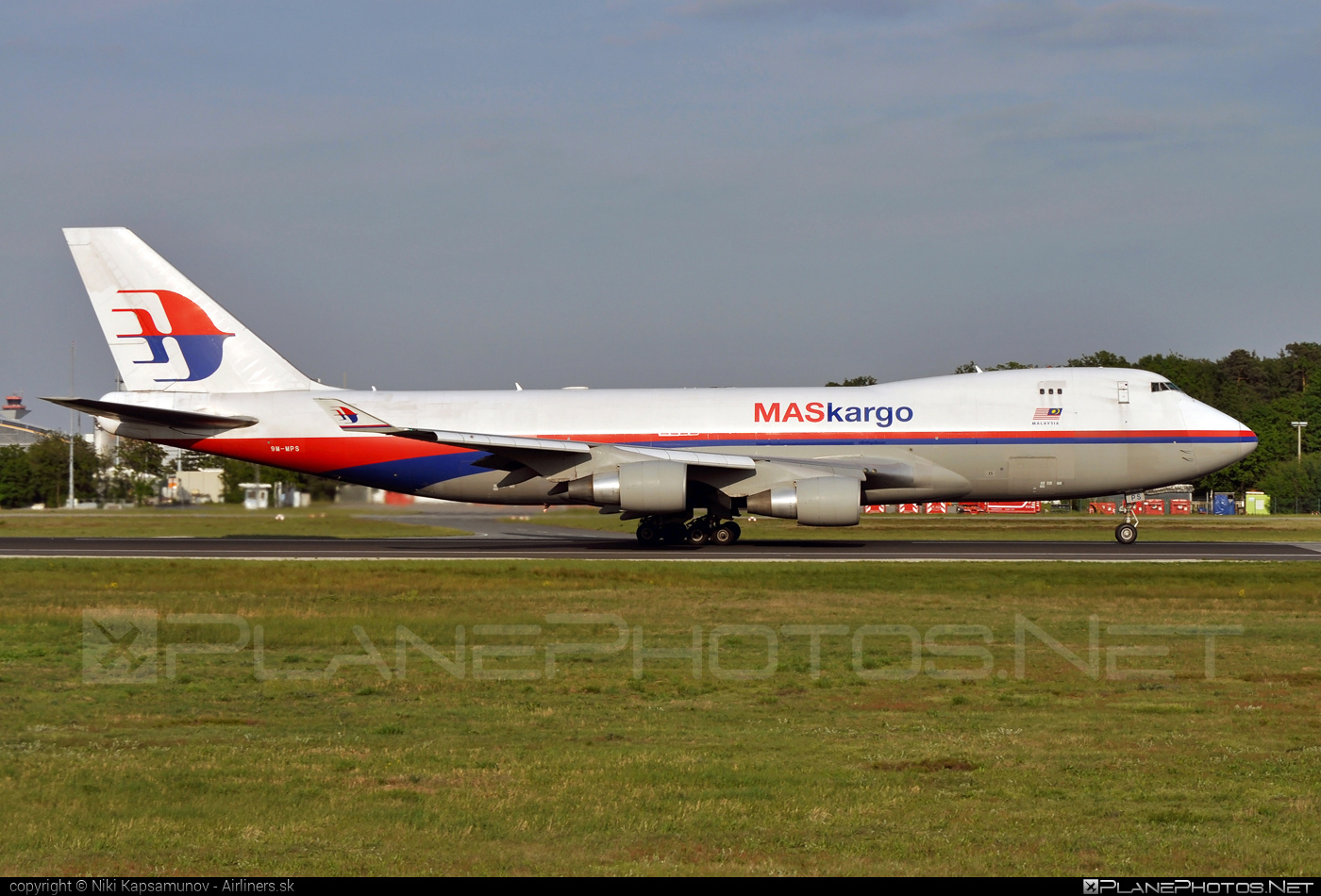 Boeing 747-400F - 9M-MPS operated by MASkargo #b747 #boeing #boeing747 #jumbo