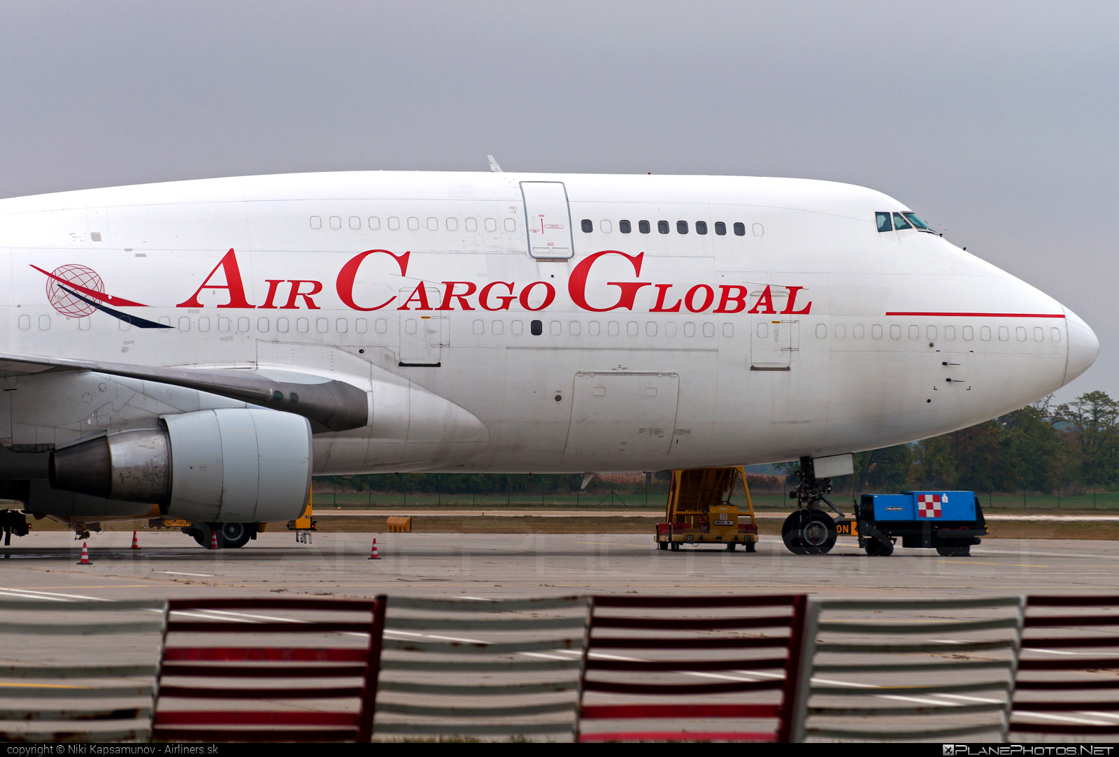 Boeing 747-400SF - OM-ACG operated by Air Cargo Global #b747 #b747sf #boeing #boeing747 #jumbo
