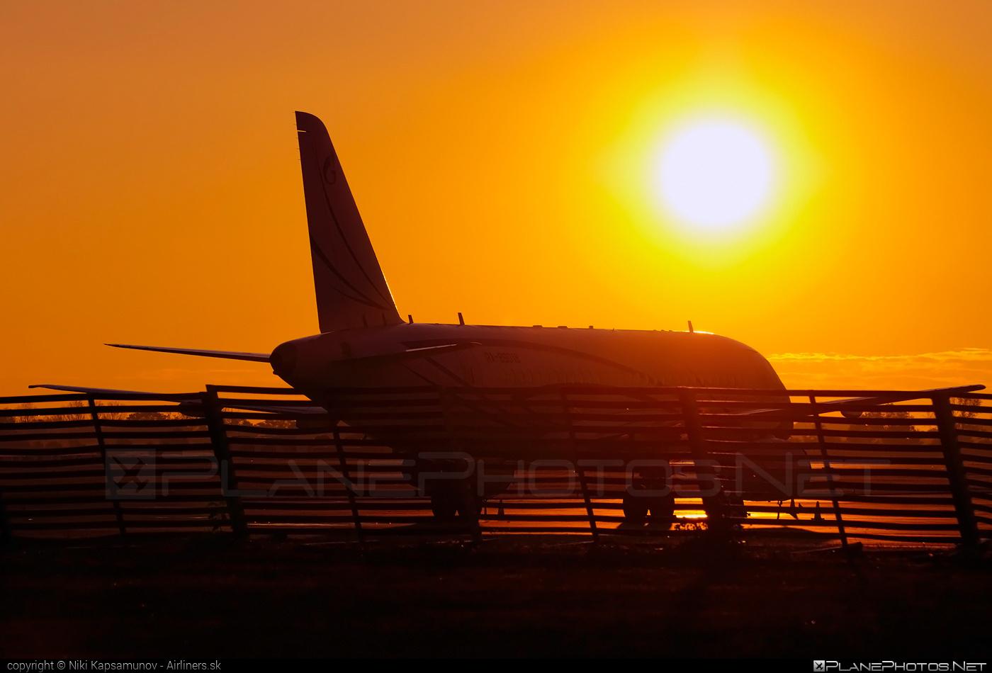Sukhoi SSJ 100-95LR Superjet - RA-89018 operated by Gazpromavia #ssj100 #ssj10095lr #sukhoi #sukhoisuperjet #superjet
