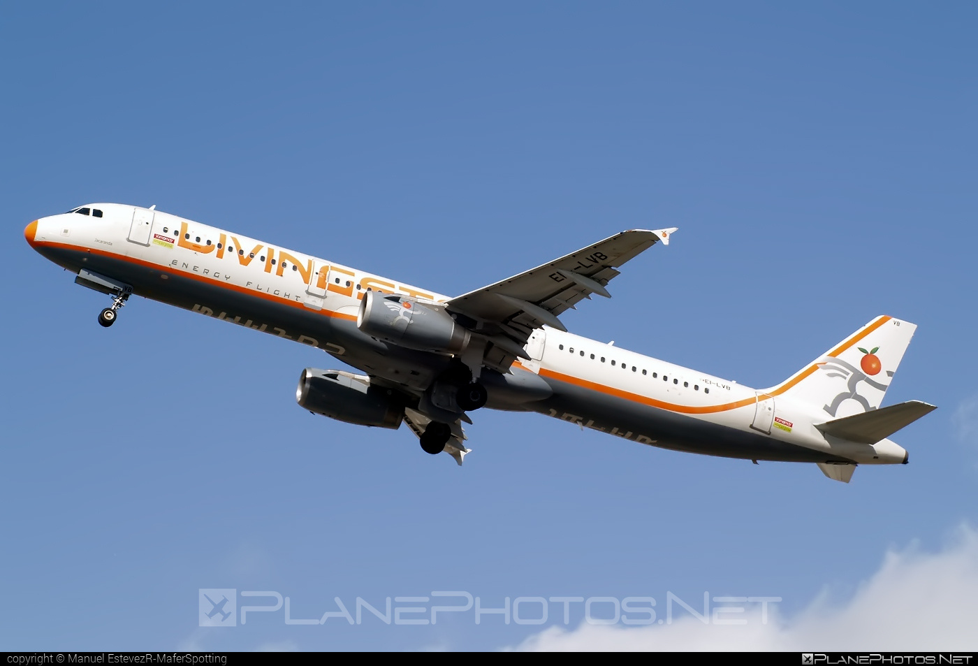 Airbus A321-231 - EI-LVB operated by Livingston Energy Flight #a320family #a321 #airbus #airbus321