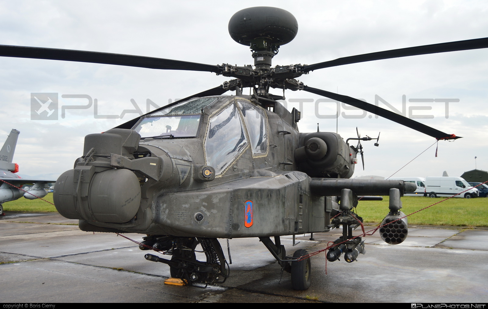 Boeing AH-64D Apache Longbow - 04-05467 operated by US Army #boeing #natodays #natodays2016 #usarmy