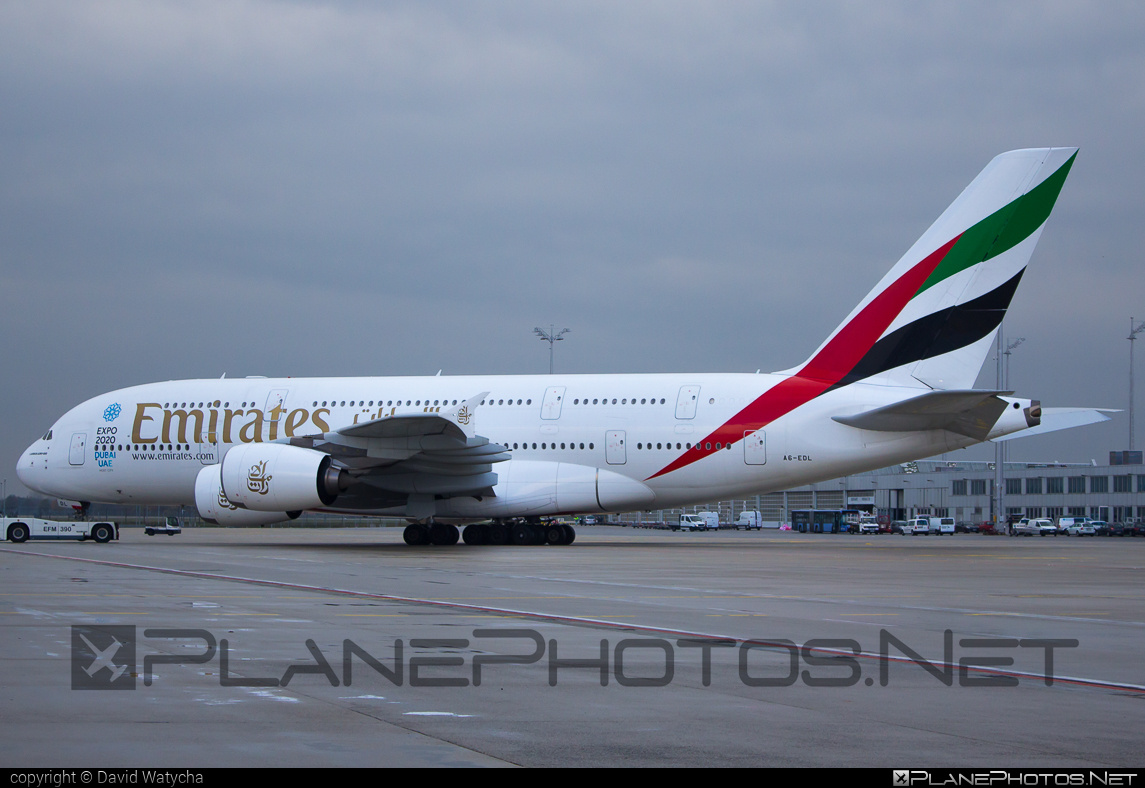 Airbus A380-861 - A6-EDL operated by Emirates #a380 #a380family #airbus #airbus380 #emirates