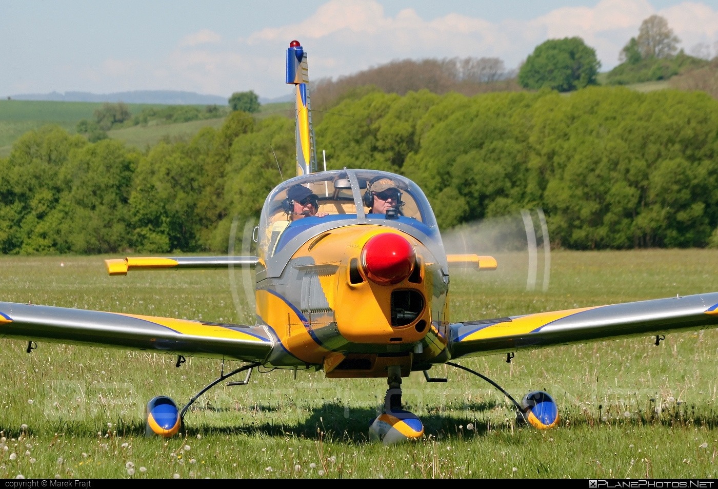 Zlin Z-142 - OM-CEZ operated by Private operator #z142 #zlin #zlin142