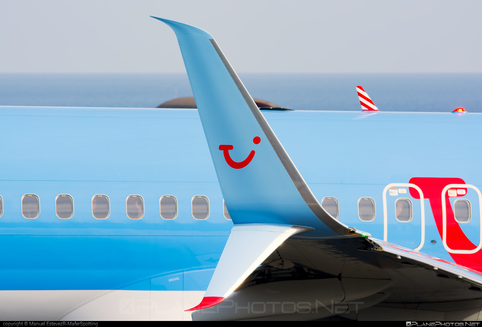 Boeing 737-800 - SE-RFX operated by TUIfly Nordic #b737 #b737nextgen #b737ng #boeing #boeing737 #tui #tuifly #tuiflynordic