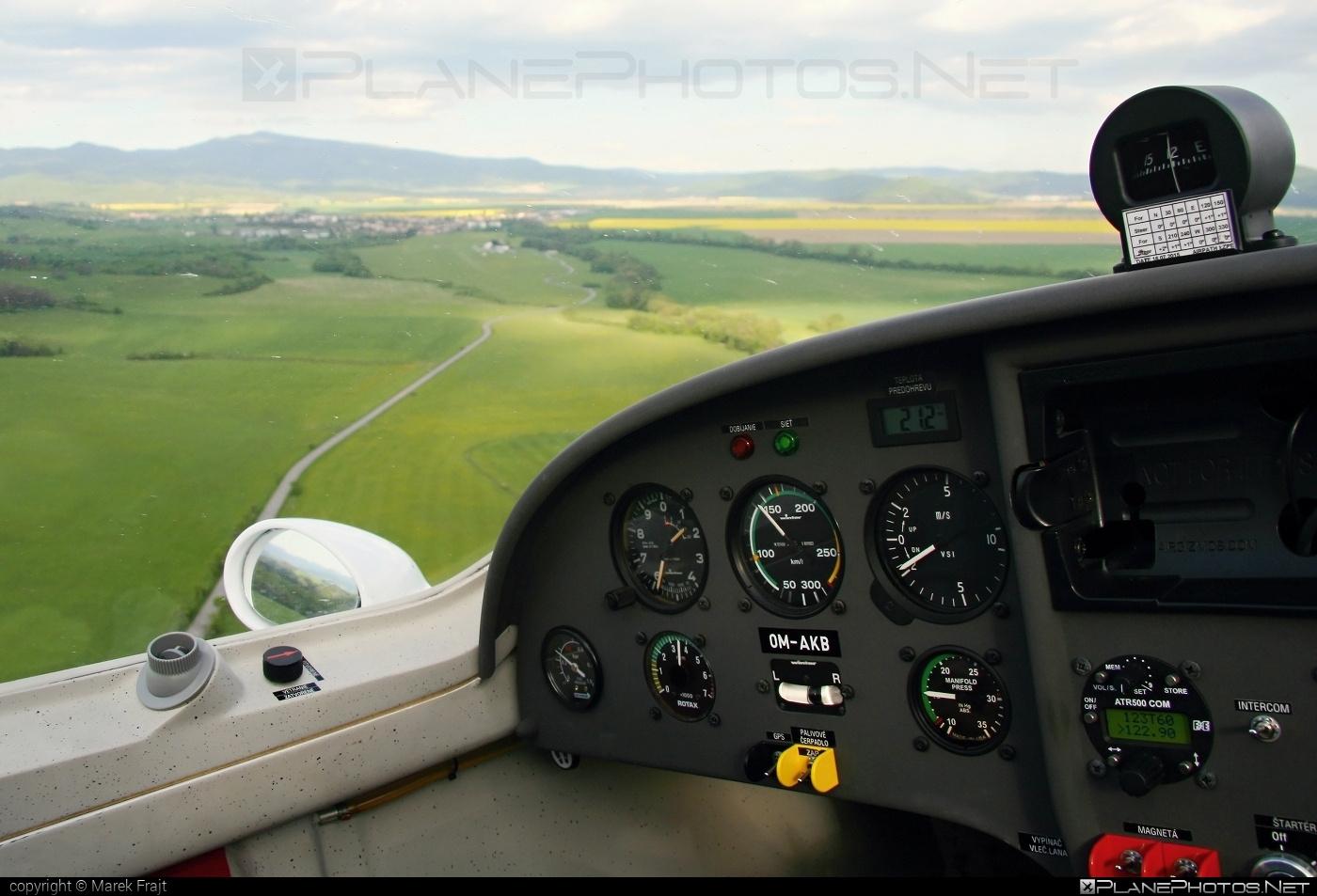 Aerospool WT9 Dynamic - OM-AKB operated by Aeroklub Banská Bystrica #aerospool #wt9 #wt9dynamic