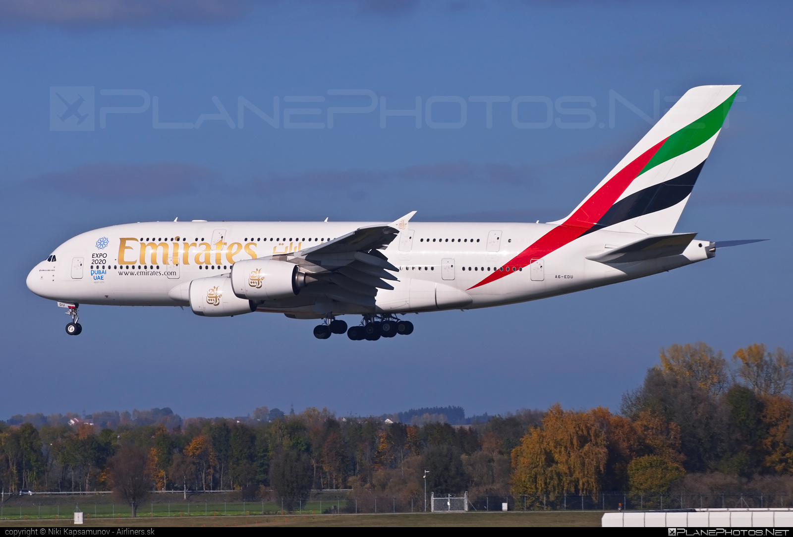 Airbus A380-861 - A6-EDU operated by Emirates #a380 #a380family #airbus #airbus380 #emirates