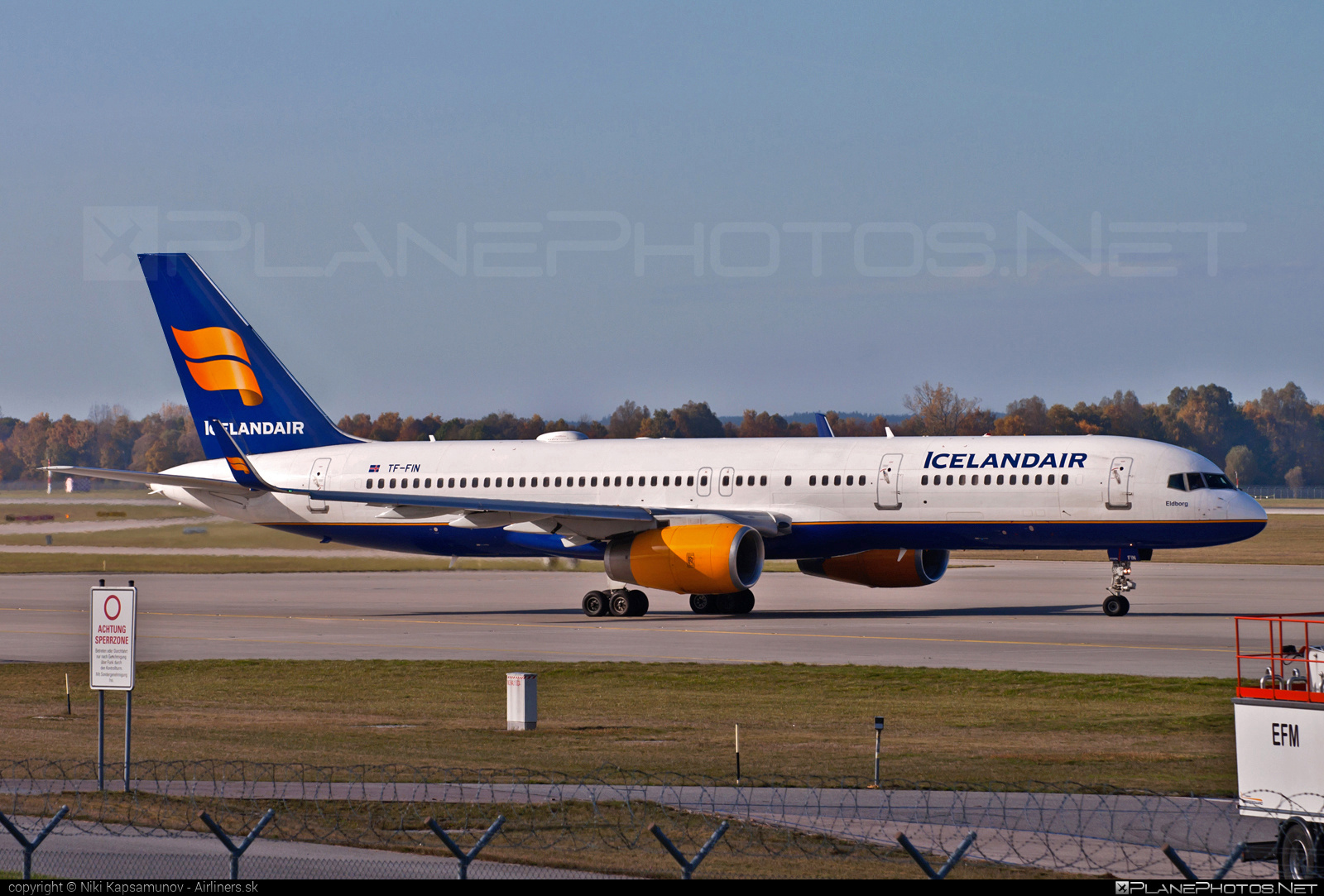 Boeing 757-200 - TF-FIN operated by Icelandair #b757 #boeing #boeing757 #icelandair