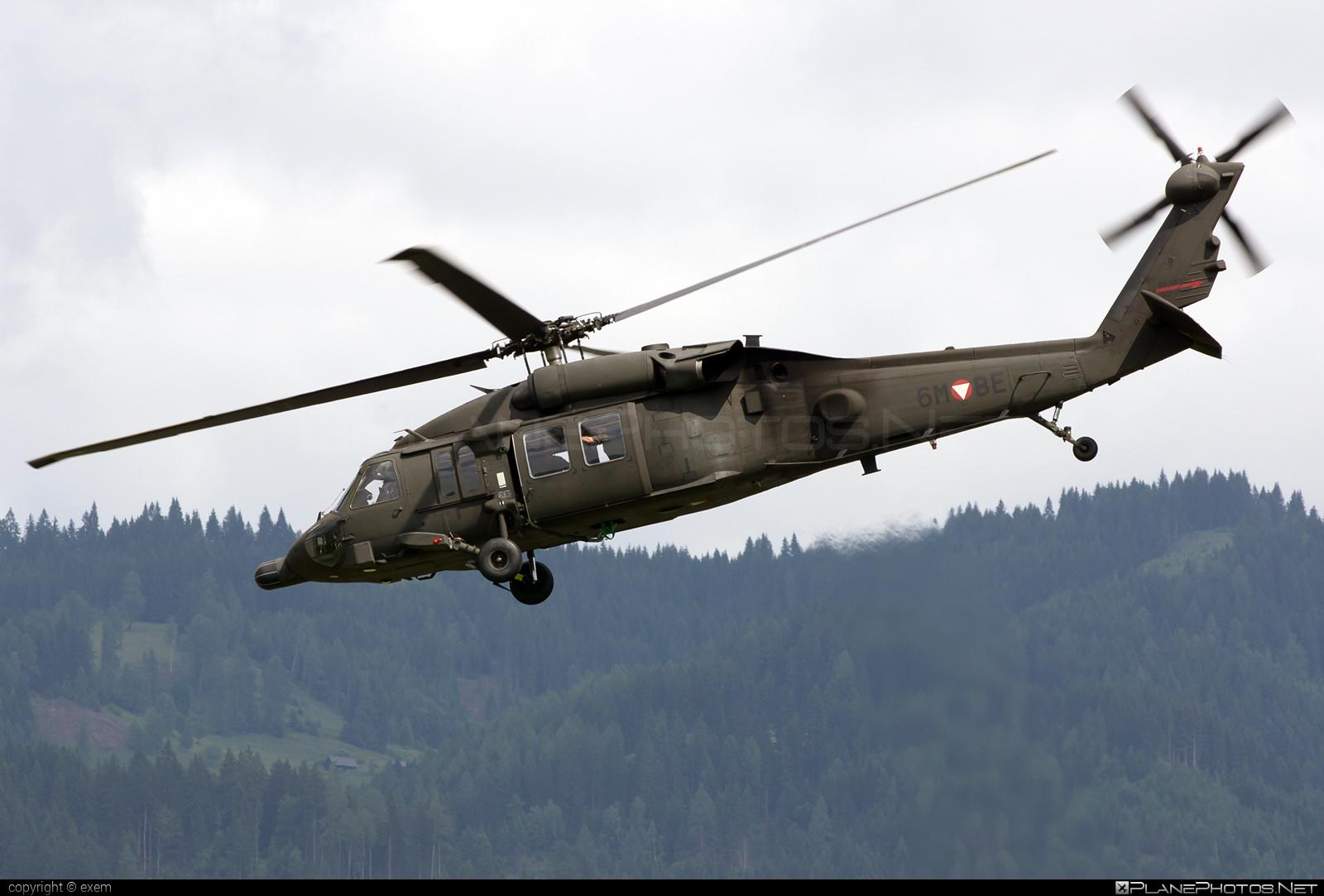 Sikorsky S-70A-42 Black Hawk - 6M-BE operated by Österreichische Luftstreitkräfte (Austrian Air Force) #airpower #airpower2013 #austrianairforce #sikorsky