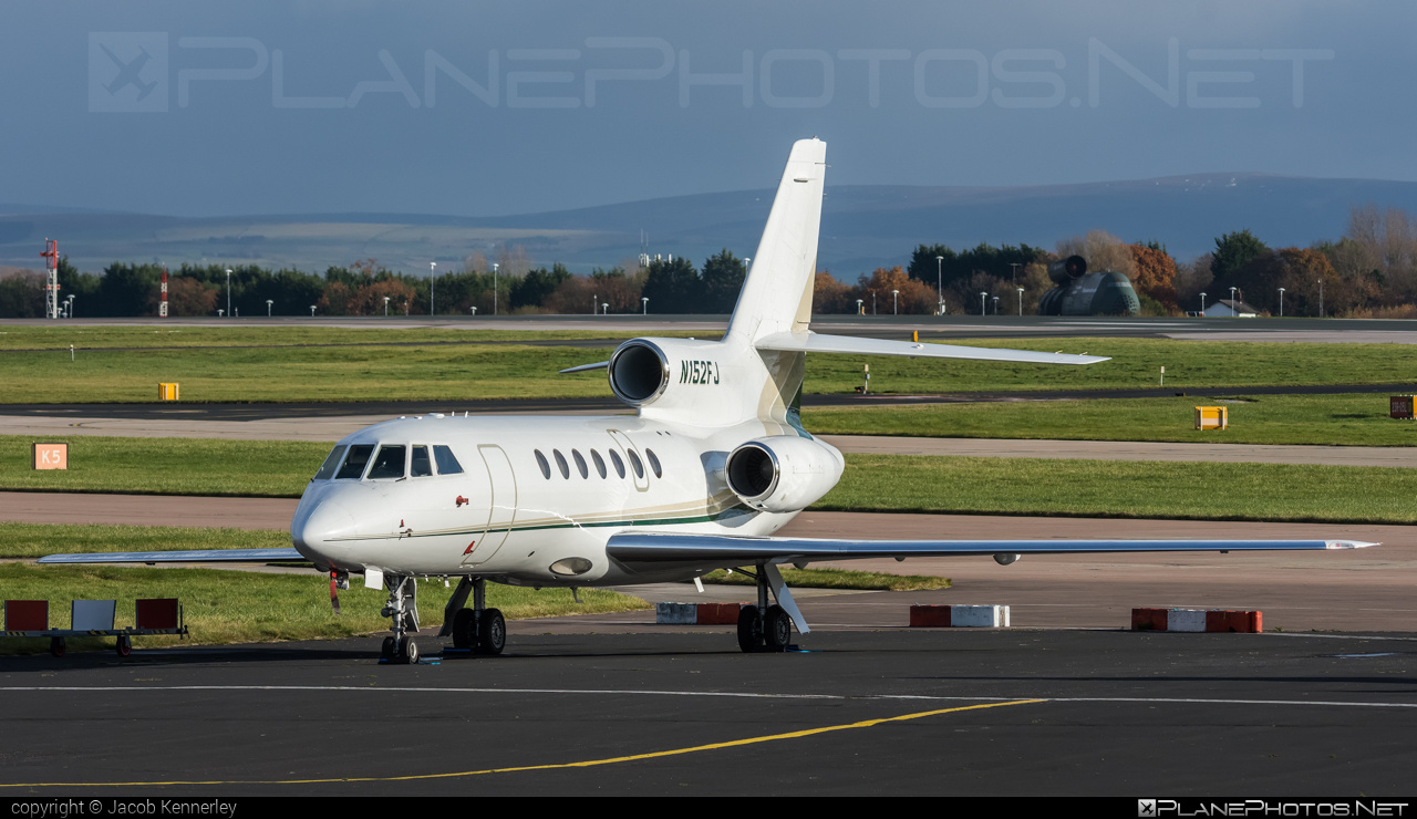 Dassault Falcon 50 - N152FJ operated by Private operator #dassault