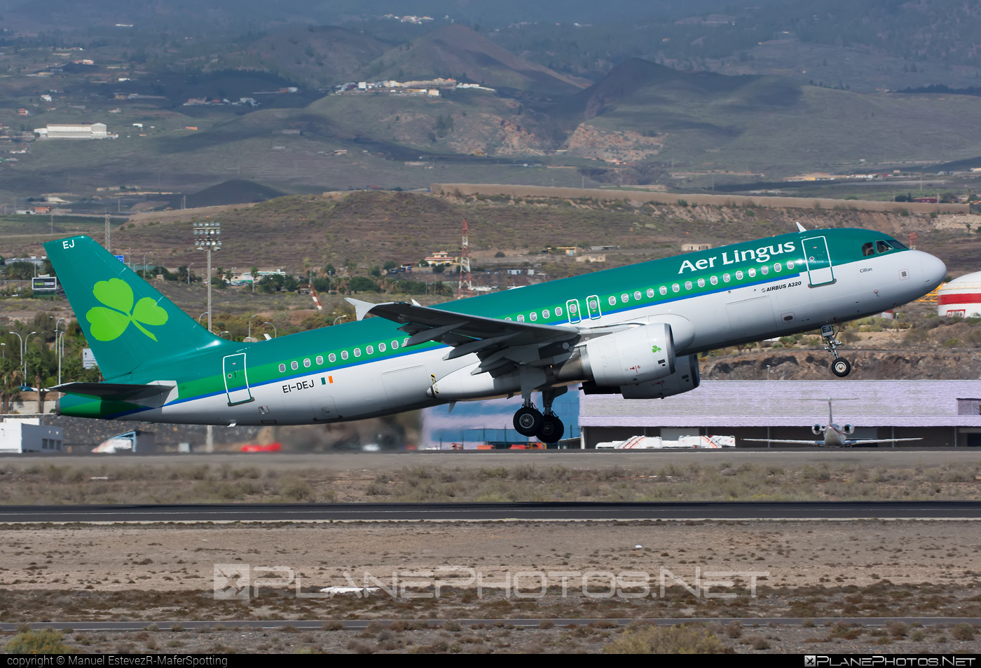 Airbus A320-214 - EI-DEJ operated by Aer Lingus #a320 #a320family #aerlingus #airbus #airbus320