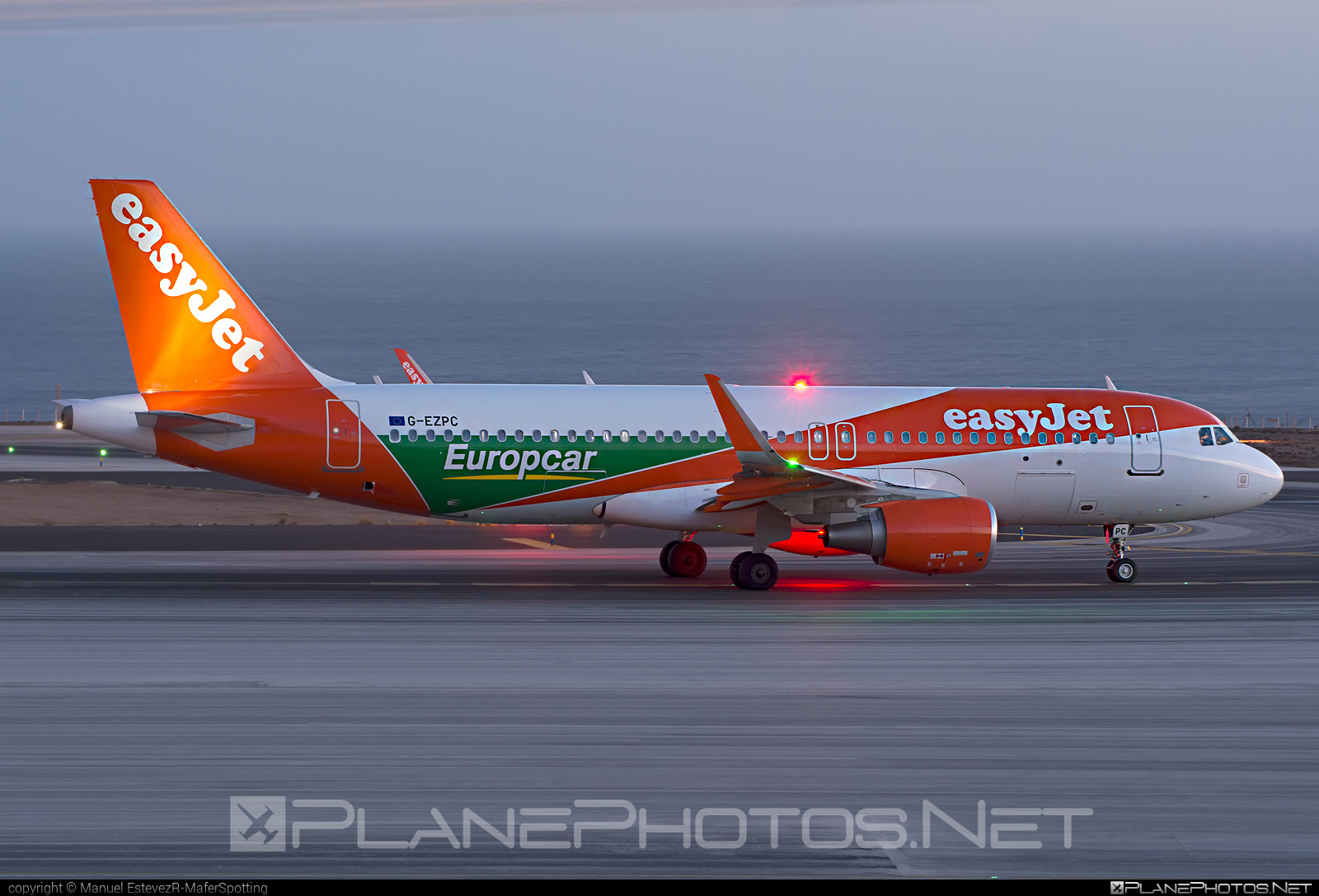 Airbus A320-214 - G-EZPC operated by easyJet #a320 #a320family #airbus #airbus320 #easyjet