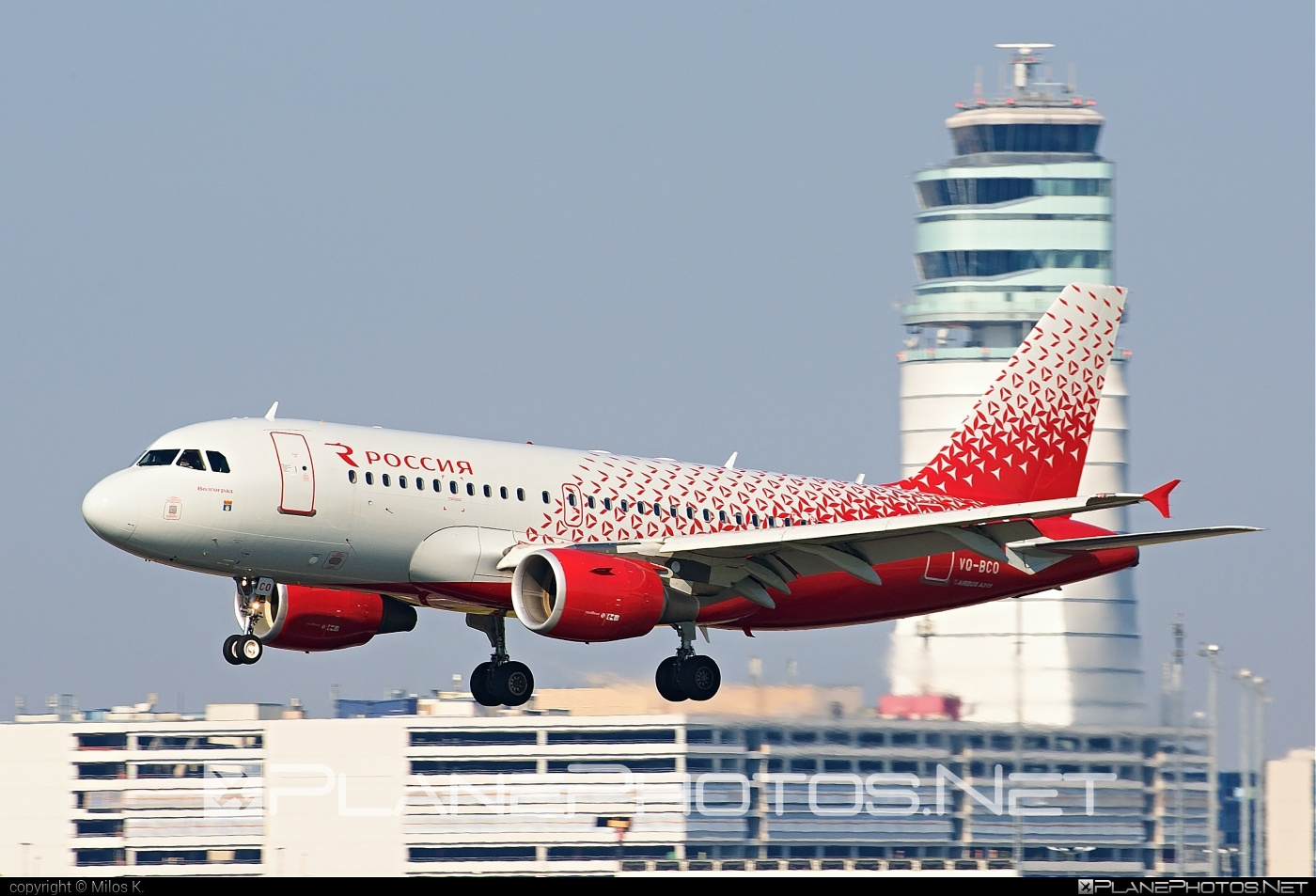 Airbus A319-112 - VQ-BCO operated by Rossiya Airlines #a319 #a320family #airbus #airbus319
