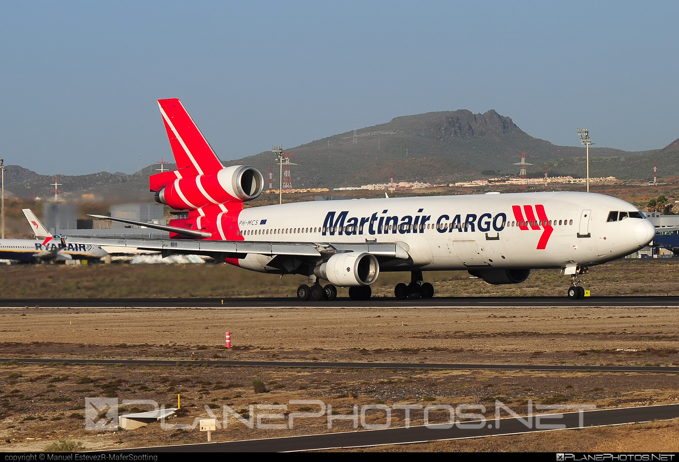 McDonnell Douglas MD-11CF - PH-MCS operated by Martinair Cargo #mcdonnelldouglas #mcdonnelldouglas11 #mcdonnelldouglas11cf #mcdonnelldouglasmd11 #mcdonnelldouglasmd11cf #md11 #md11cf