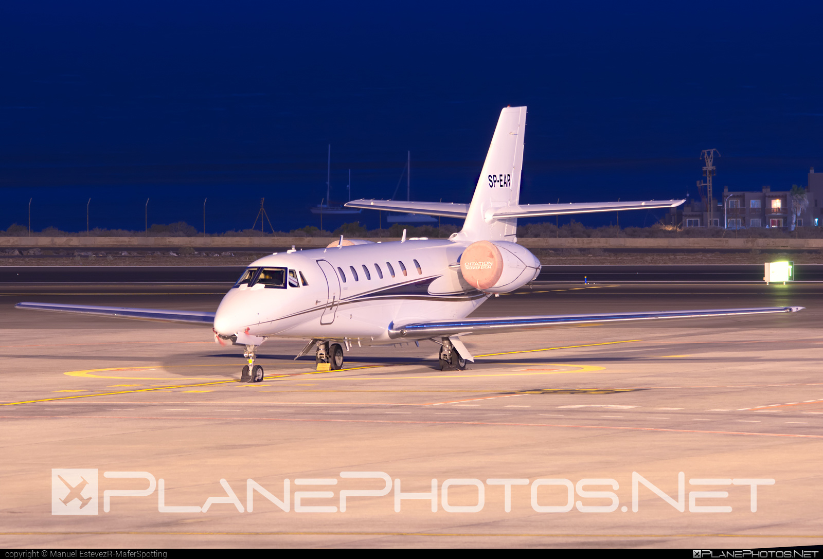 Cessna 680 Citation Sovereign - SP-EAR operated by Jet Story #cessna #cessna680 #cessna680citationsovereign #cessnacitation #cessnacitationsovereign #citationsovereign