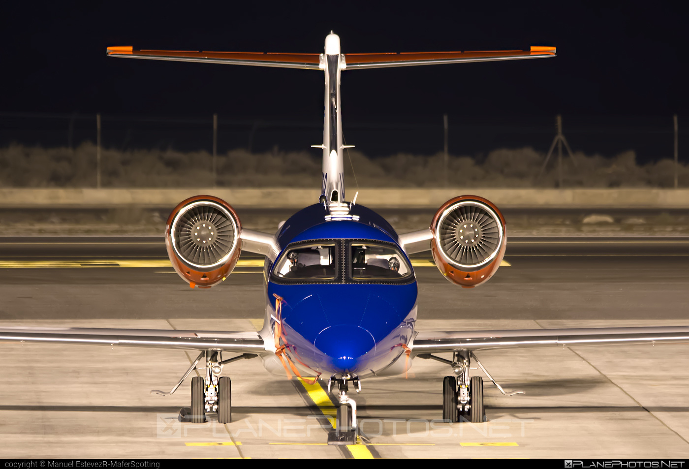 Bombardier Learjet 45 - LX-RSQ operated by Luxembourg Air Rescue #bombardier #learjet #learjet45
