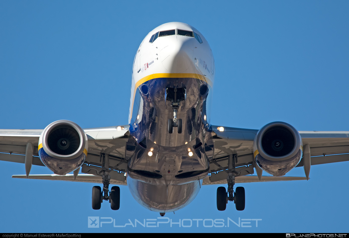 Boeing 737-800 - EI-EVV operated by Ryanair #b737 #b737nextgen #b737ng #boeing #boeing737 #ryanair