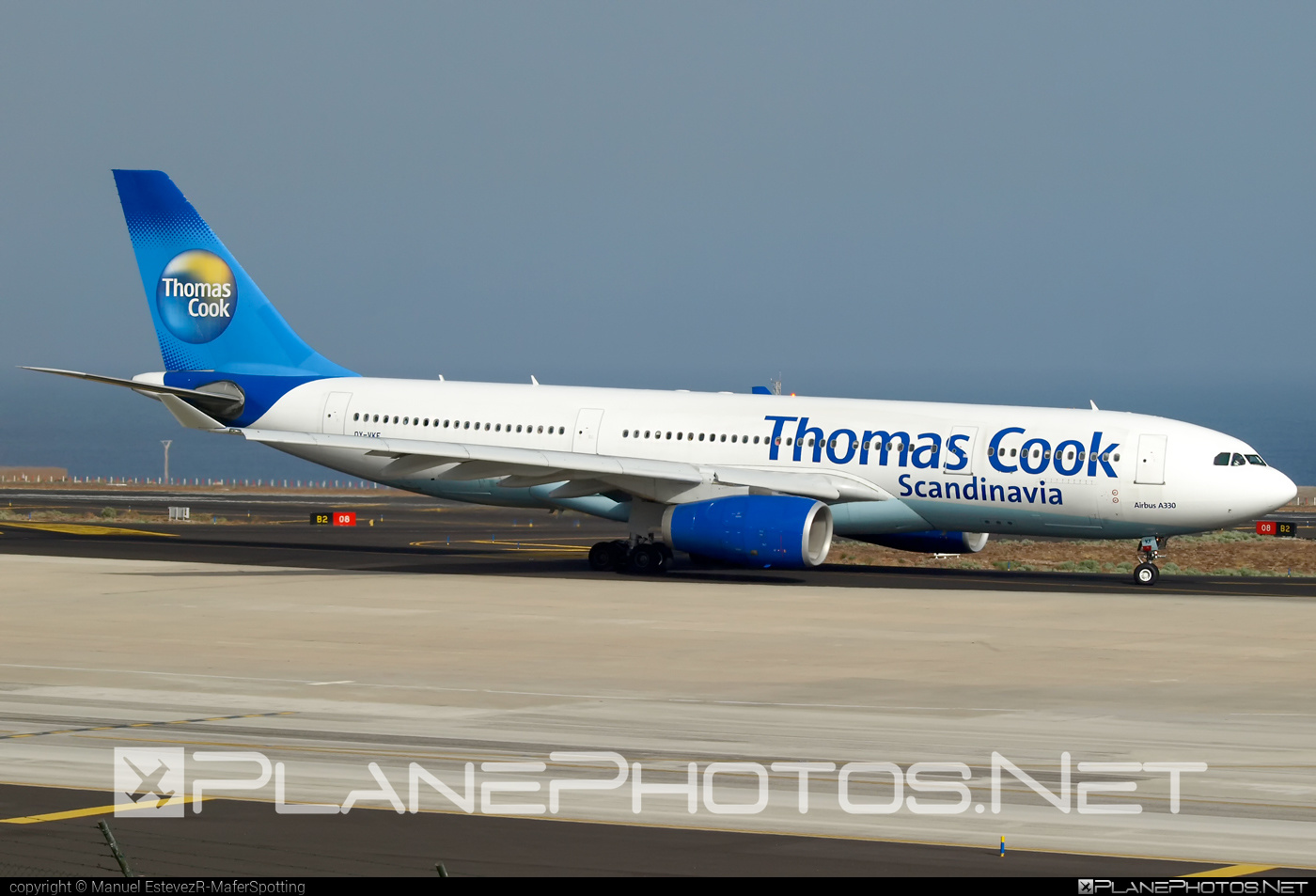 Airbus A330-243 - OY-VKF operated by Thomas Cook Airlines Scandinavia #a330 #a330family #airbus #airbus330