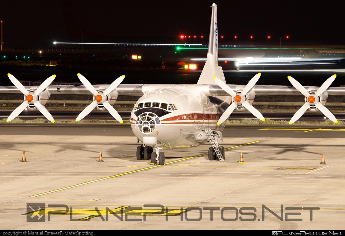 Antonov An-12BK - UR-CAJ operated by Ukraine Air Alliance (UAA) #an12 #an12bk #antonov #antonov12
