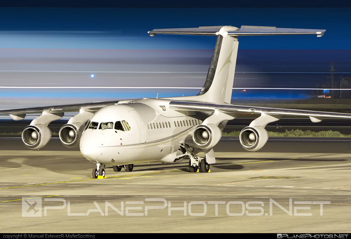 British Aerospace BAe 146-200 - G-RAJJ operated by Cello Aviation #bae146 #bae146200 #britishaerospace #jumbolino