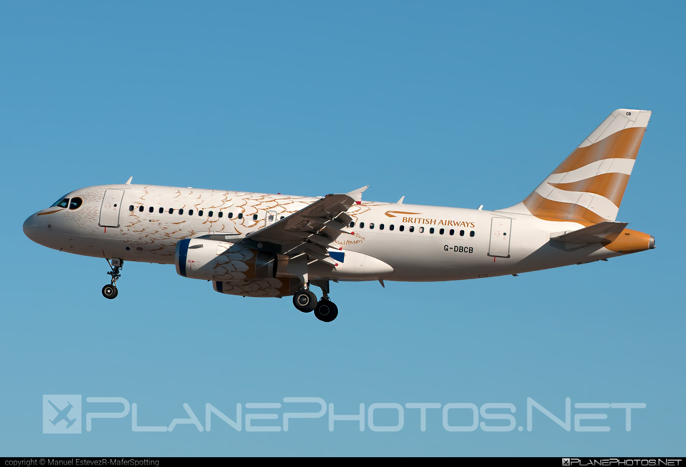Airbus A319-131 - G-DBCB operated by British Airways #a319 #a320family #airbus #airbus319 #britishairways