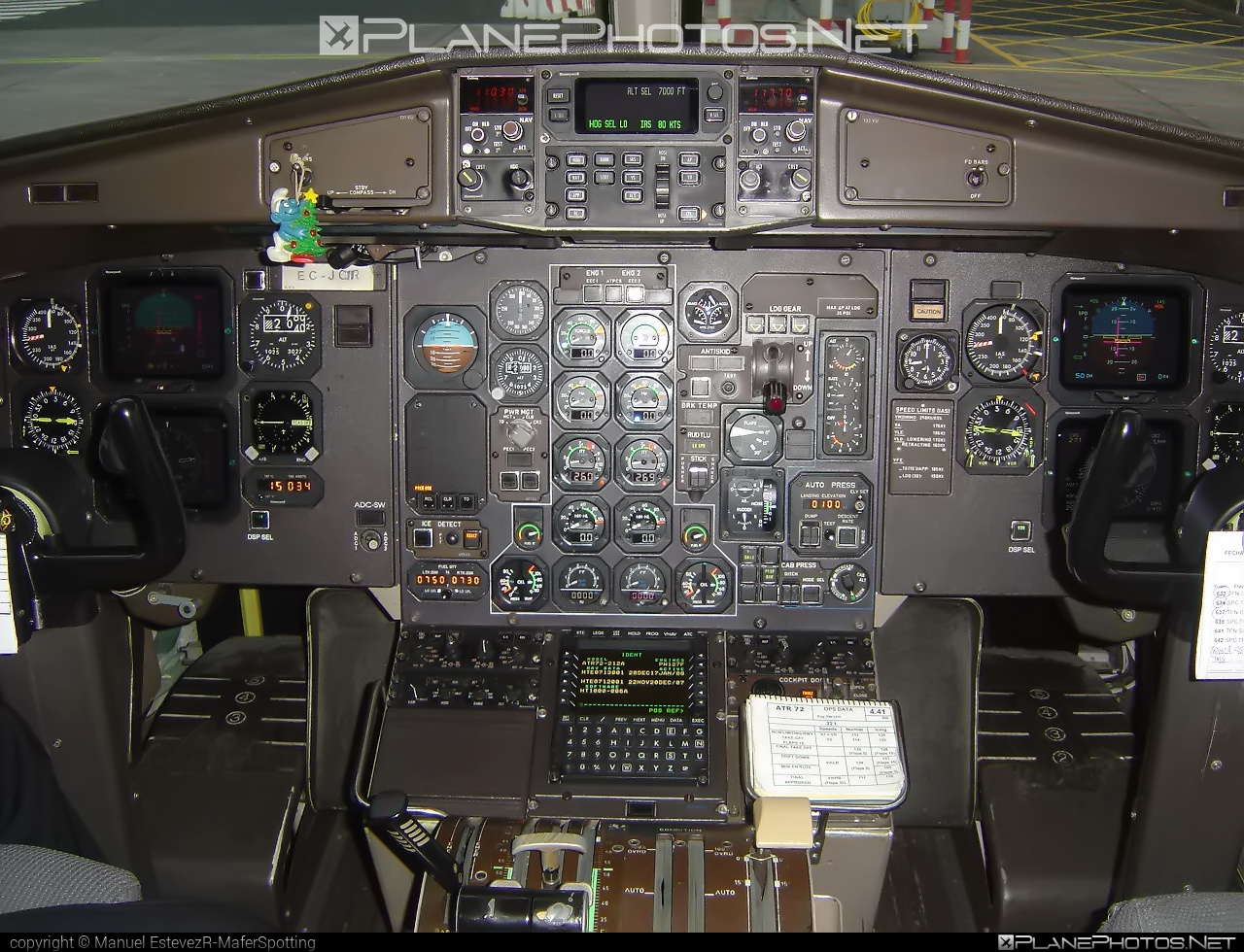 ATR 72-212A - EC-JCR operated by Binter Canarias #atr
