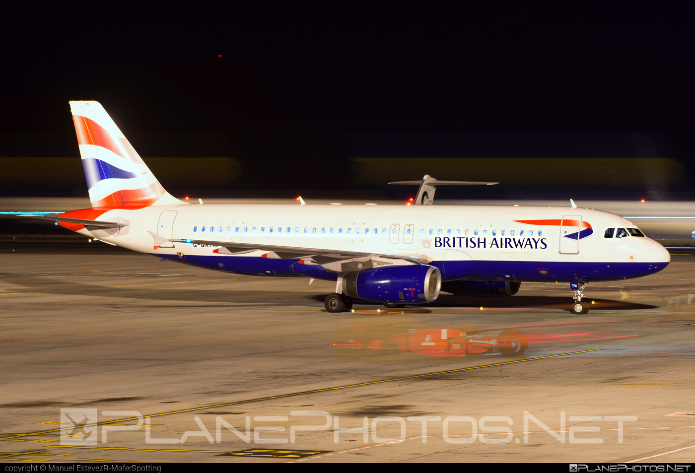 Airbus A320-233 - G-GATM operated by British Airways #a320 #a320family #airbus #airbus320 #britishairways