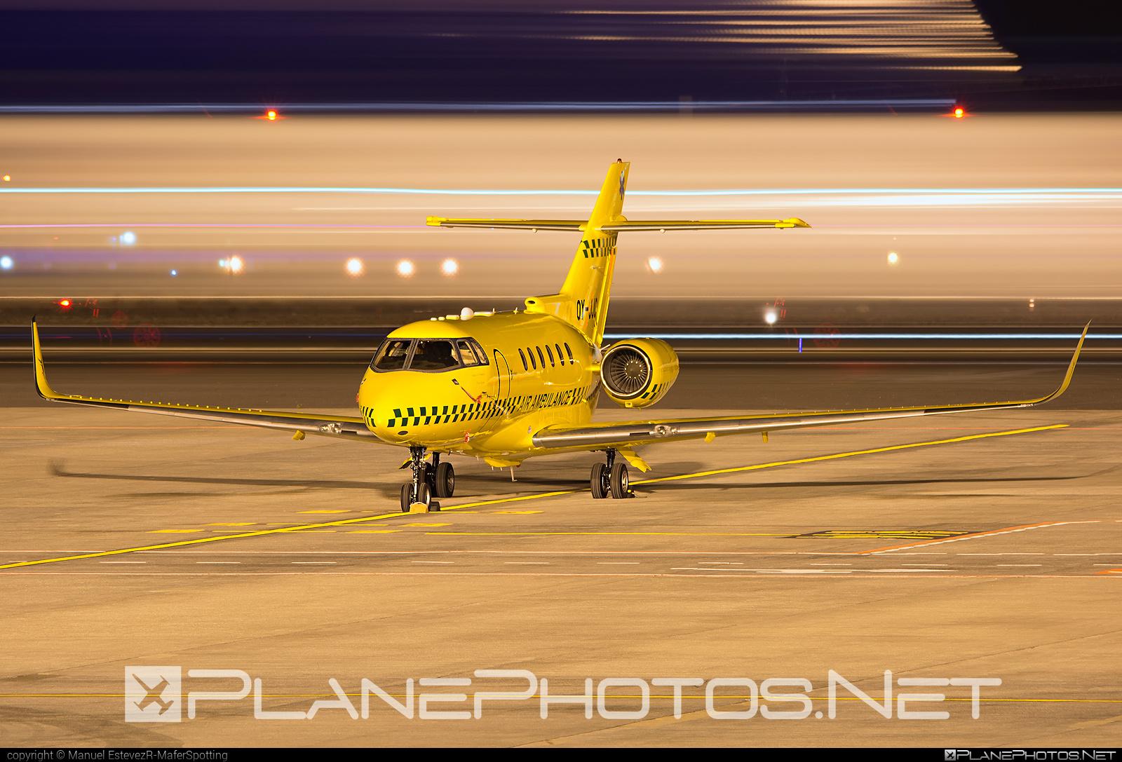 Sun Air of Scandinavia Raytheon Hawker 800XP - OY-JJC #800xp #hawker800 #hawker800xp #raytheon