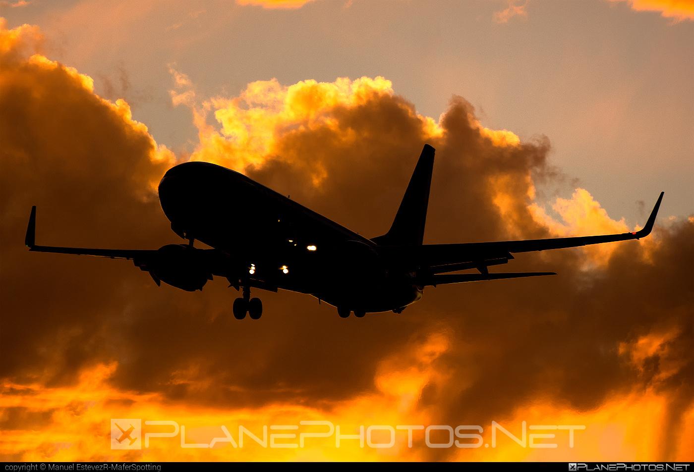 Boeing 737-800 - EC-IDT operated by Air Europa #b737 #b737nextgen #b737ng #boeing #boeing737