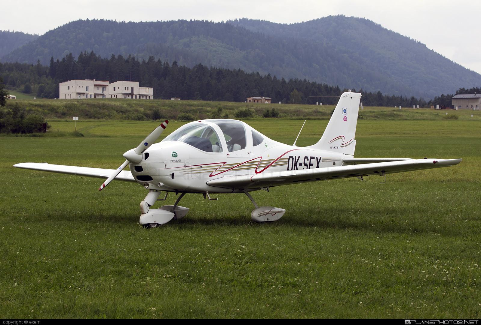 Tecnam P2002JF Sierra - OK-SEX operated by F Air #tecnam