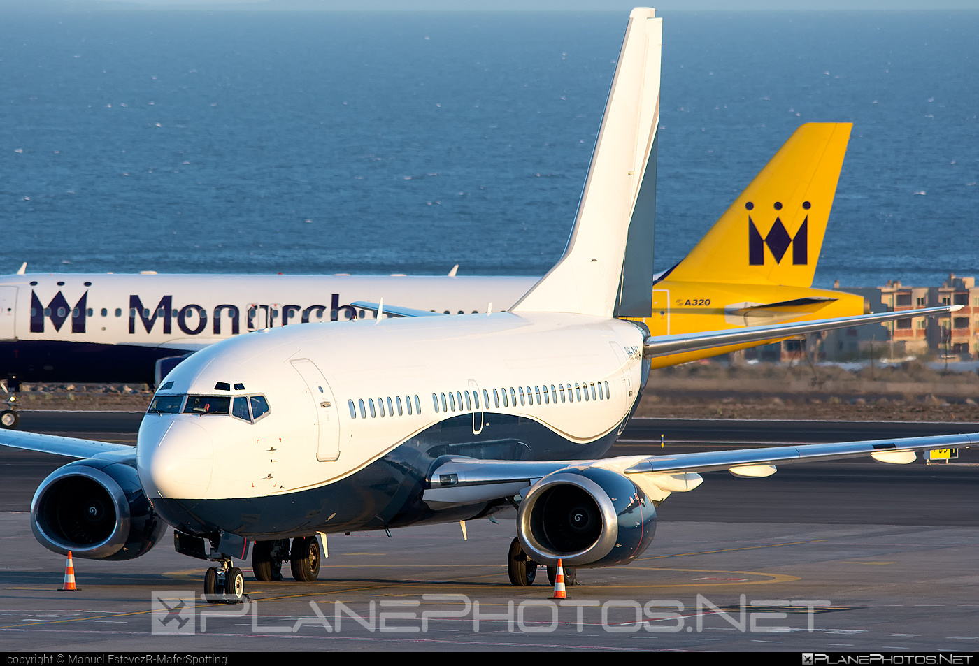 Boeing 737-500 - 9H-AHA operated by Air X Charter #b737 #boeing #boeing737