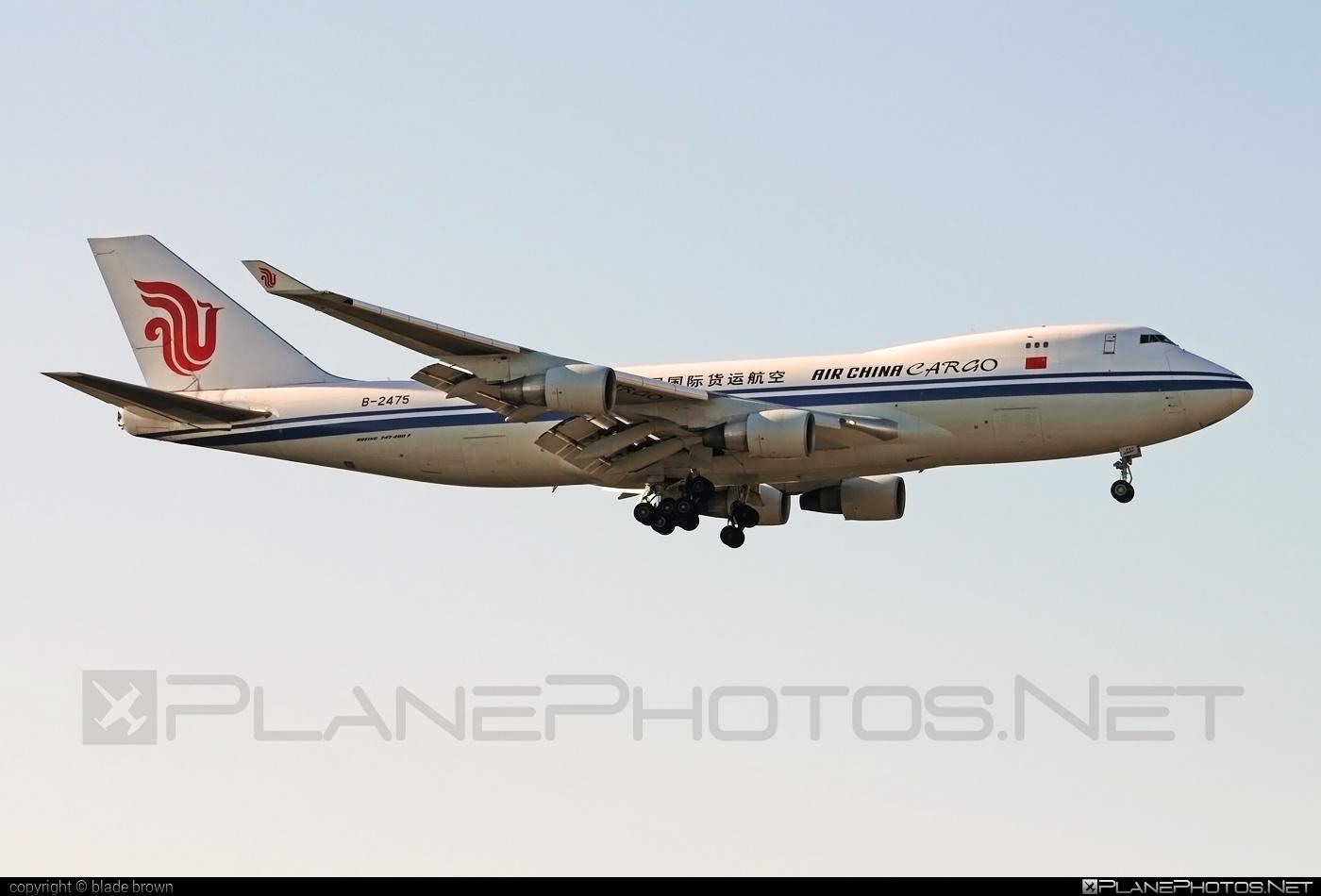 Air China Cargo Boeing 747-400F - B-2475 #airchina #airchinacargo #b747 #boeing #boeing747 #jumbo