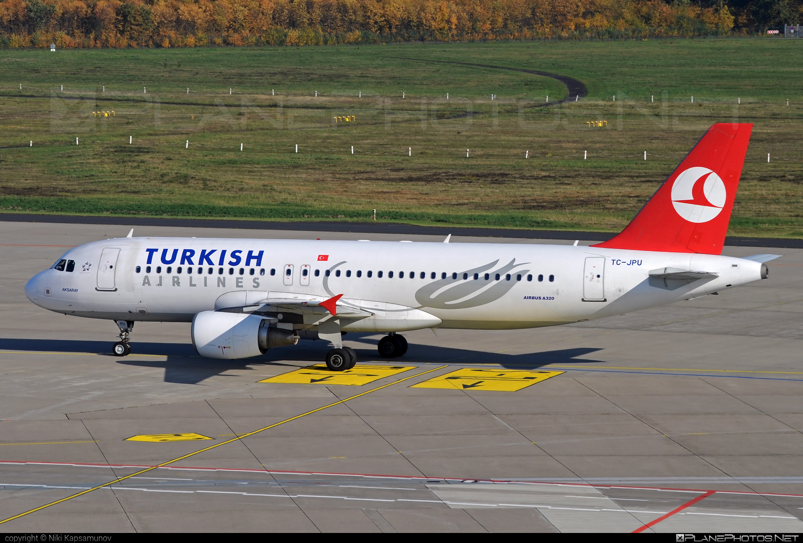 Airbus A320-214 - TC-JPU operated by Turkish Airlines #a320 #a320family #airbus #airbus320 #turkishairlines