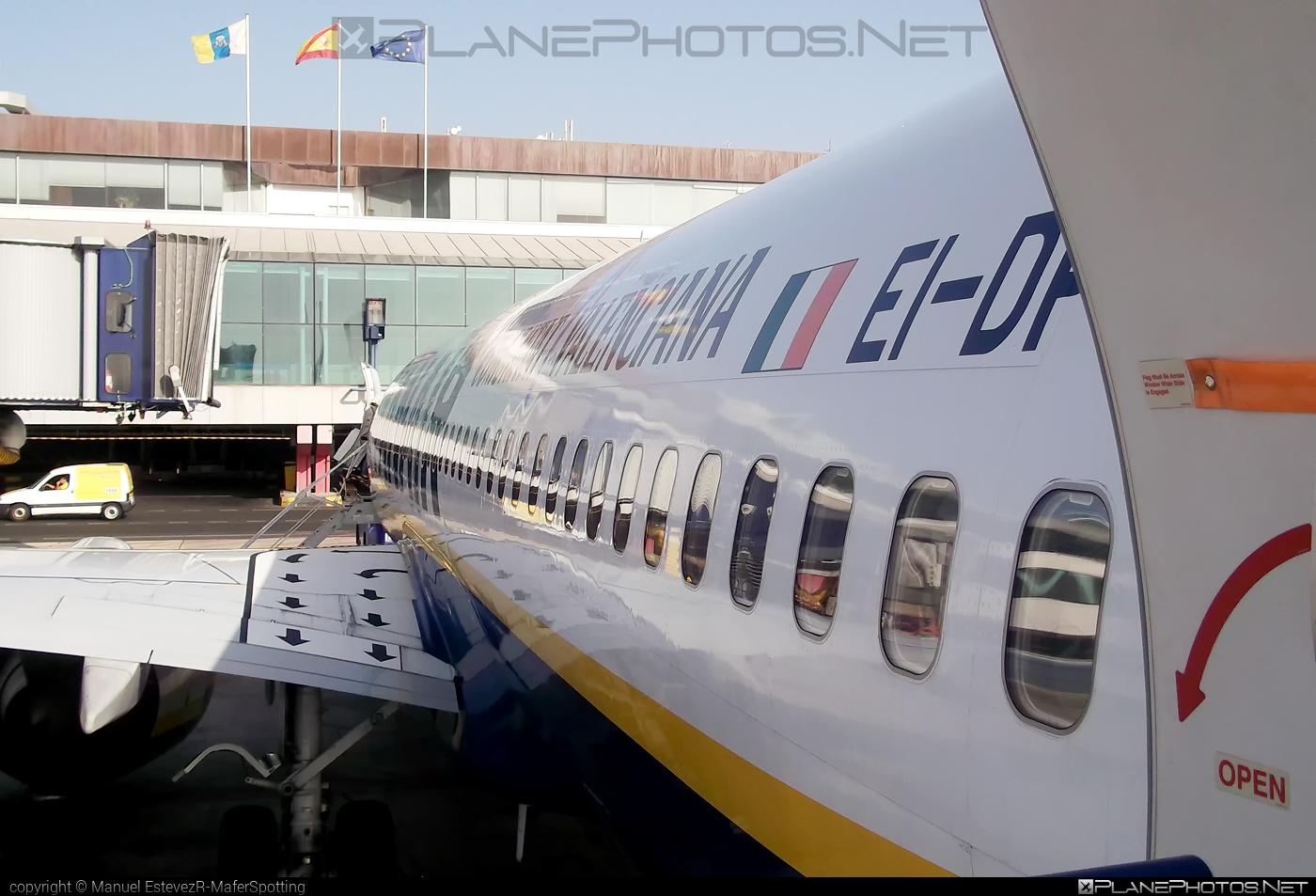 Boeing 737-800 - EI-DPC operated by Ryanair #b737 #b737nextgen #b737ng #boeing #boeing737 #ryanair