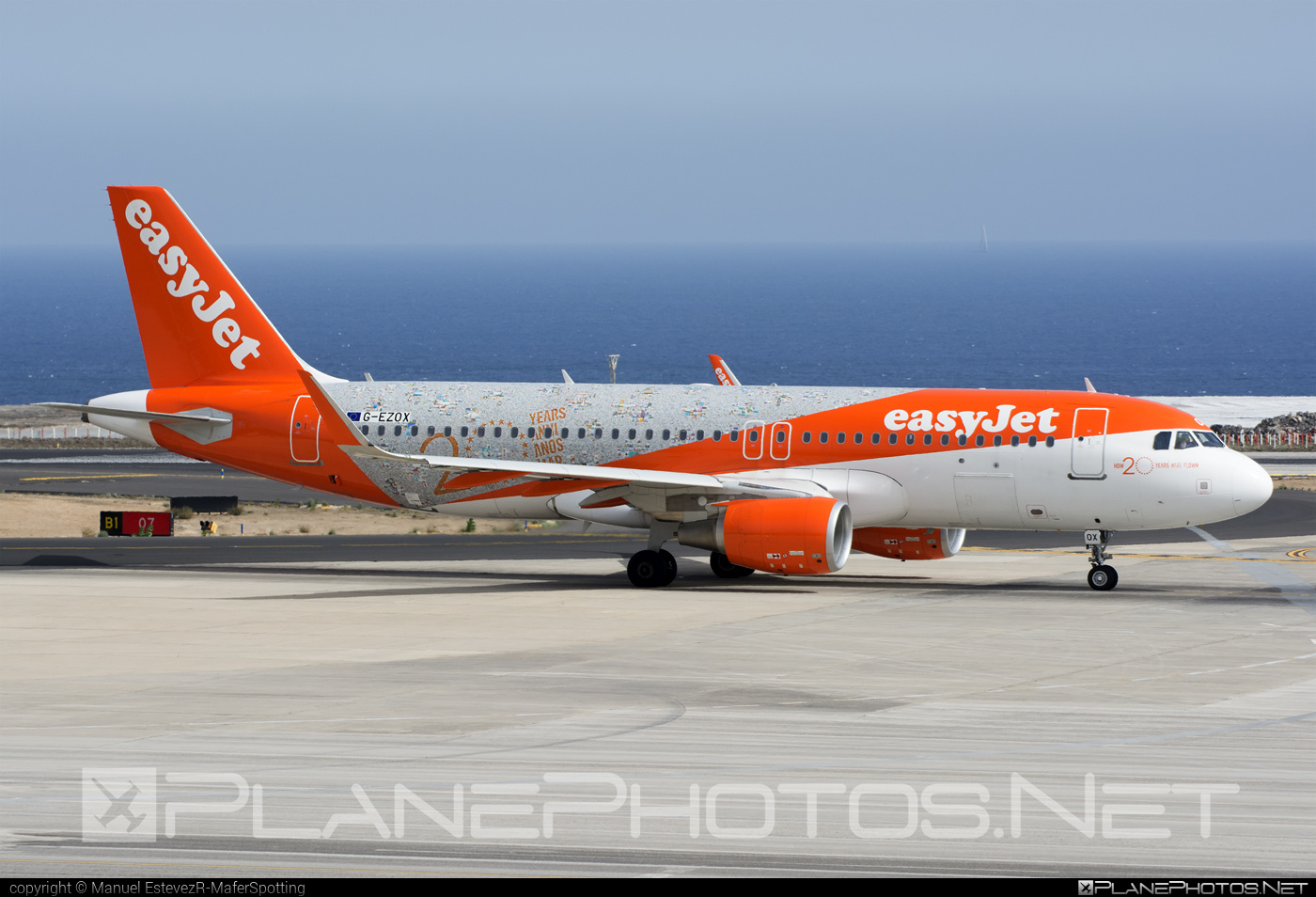 Airbus A320-214 - G-EZOX operated by easyJet #a320 #a320family #airbus #airbus320 #easyjet