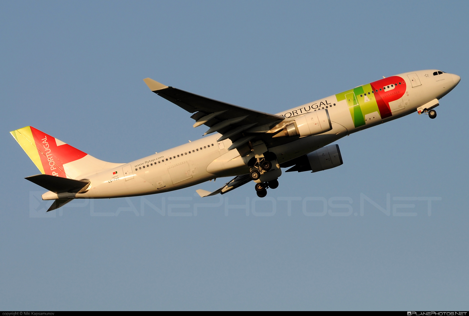 Airbus A330-203 - CS-TOQ operated by TAP Portugal #a330 #a330family #airbus #airbus330