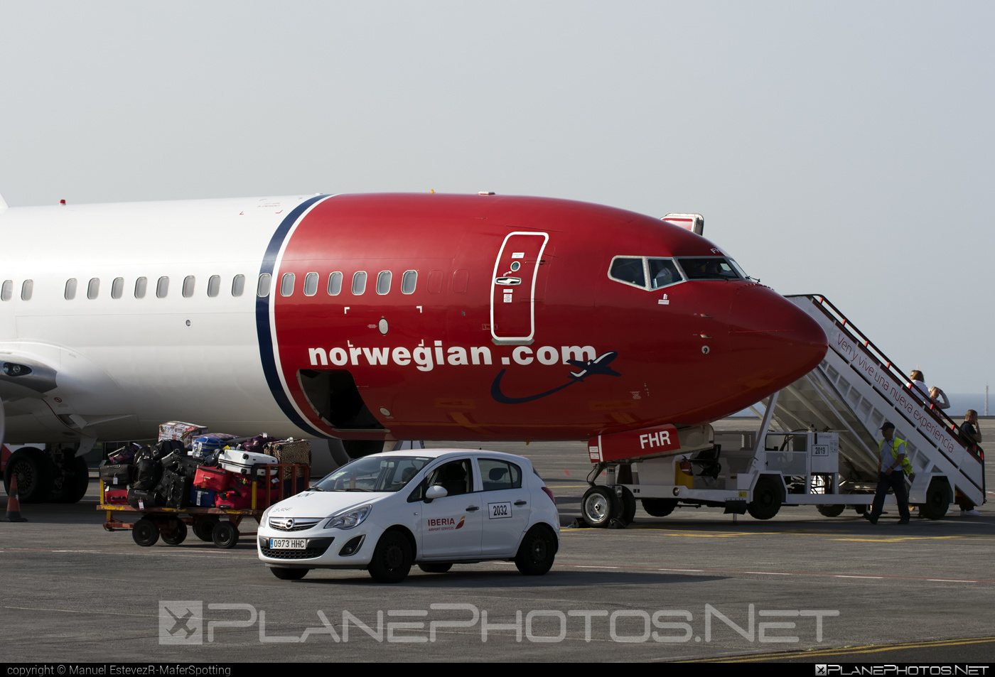 Boeing 737-800 - EI-FHR operated by Norwegian Air International #b737 #b737nextgen #b737ng #boeing #boeing737 #norwegian #norwegianair #norwegianairinternational