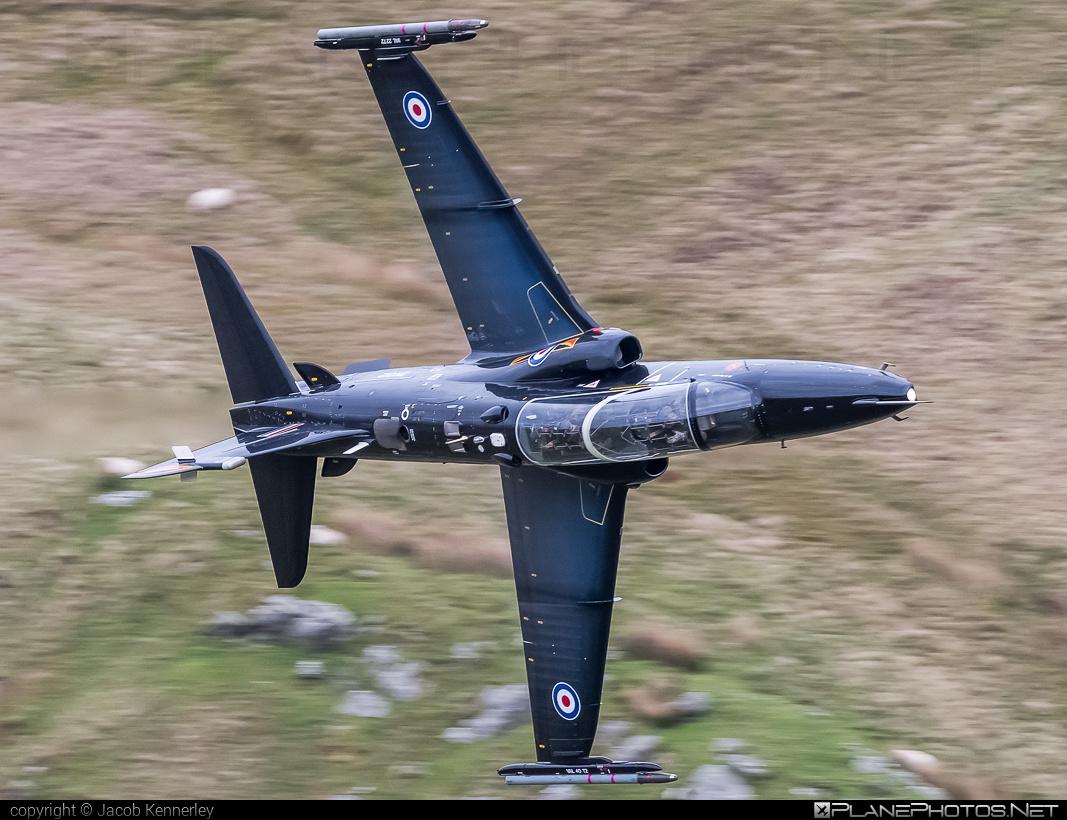 British Aerospace Hawk T2 - ZK012 operated by Royal Air Force (RAF) #britishaerospace #machloop #raf #royalairforce